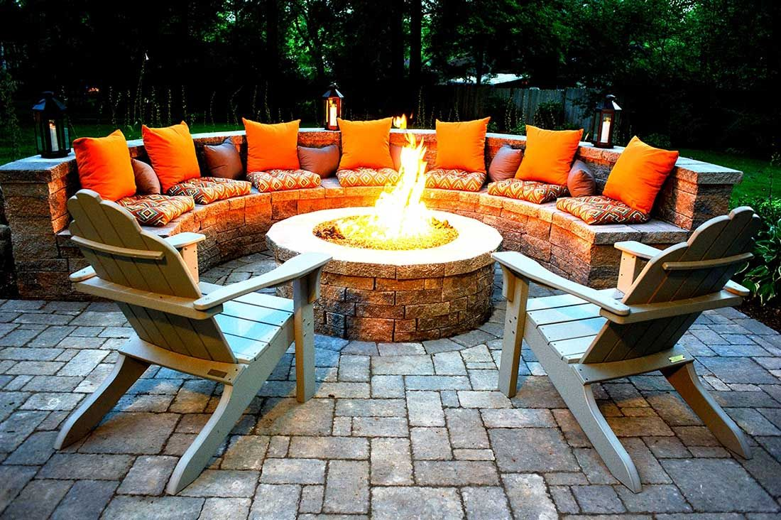 Spring Hill FL Outdoor fire pits