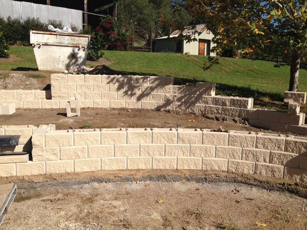 Spring Hill FL Retaining Walls